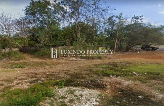 JIMBARAN – 20 ARE LAND FOR FREEHOLD SALE 5 MIN TO THE BEACH (FHL259)